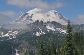 Mt. Ranier — Stock Photo