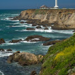 Stock Photo: Point AreLighthouse