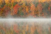 Autumn, Moccasin Lake — Stock Photo
