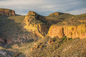 Superstition Mountains — Foto Stock