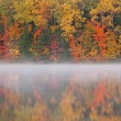 Stock Photo: Autumn, Moccasin Lake