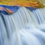 Autumn, Bond Falls Cascade — Stock Photo #41210451