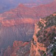 South Rim Grand Canyon National Park — Stock Photo