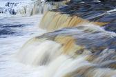 Winter, Lower Tahquamenon Falls — Stock Photo