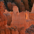 Hoodoos Bryce Canyon National Park — Stock Photo #44747047