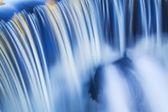 Bond Falls Cascade Blue — Stock Photo