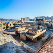 History place Turkestan — Stock Photo
