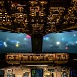 Cockpit — Stock Photo #41998051