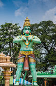 Statue of Hanuman — Foto Stock