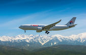Malaysia Airlines Airbus A330 — Stock Photo