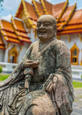 Wat Benchamabophit (Marble Temple) — Foto de Stock