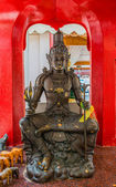 Ancient Buddha — Стоковое фото