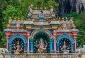 Batu caves Indian Temple — Stock Photo