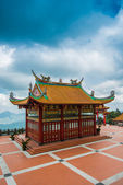 Chin Wee Temple in Genting Malaysia — Stock Photo