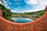 Langkawi Lagenda park — Stock Photo