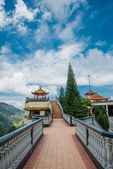 Chin Wee Temple in Genting Malaysia — Стоковое фото