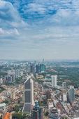 吉隆坡 — 图库照片