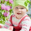 Adorable baby — Stock Photo #12315711