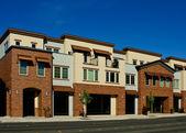Nuevos condominios — Foto de Stock
