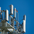 Telecommunications Tower — Stock Photo #12470123