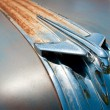 Stock Photo: Classic Hood Ornament
