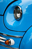 Classic Car Headlight — Photo