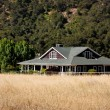 Ranch House — Stock Photo