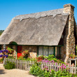 Stock Photo: Carmel Cottage
