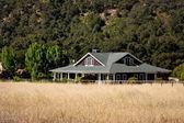 牧場の家 — ストック写真