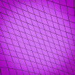 Warped Grid Background - Stock Photo