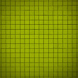 Grid-Pattern Block Wall Background - Stock Photo
