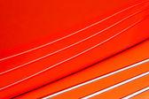 Orange abstrakt — Stockfoto