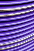 Resumen de rejilla púrpura — Foto de Stock
