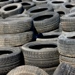 Old Tires — Stockfoto #13438439