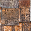 Foto Stock: Boarded Up