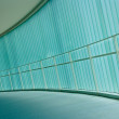 Curving Corridor — Stock Photo