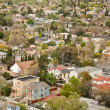 Foto Stock: Neighborhood Aerial View