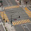 Stock Photo: Street Intersection