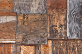 Boarded Up — Stock Photo