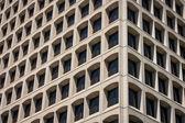 Kancelářská budova roh zobrazení — Stock fotografie