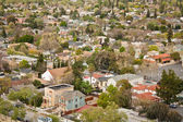 Neighborhood Aerial View — Foto de Stock