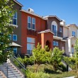 Townhomes — Foto Stock #27753209