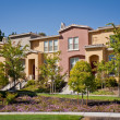 Foto Stock: Townhomes