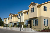 Row of Townhomes — Stock Photo