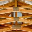 Stock Photo: Truss Detail