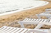 夏日海滩. — 图库照片