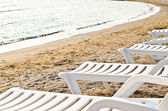 Zomer strand. — Stockfoto