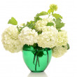 Bouquet of white flowers. — Stock Photo