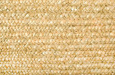 Wicker background. Close up on woven rattan pattern. — Stock Photo