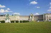 Vienna Hofburg Imperial Palace — Stock Photo